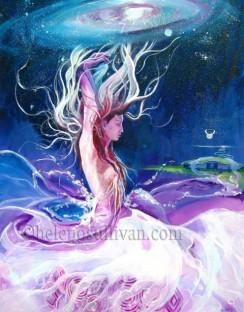 The Goddess Boann 'Dance of Delight'