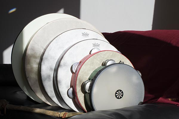 Drumming Circle Facilitator - Helen O'Sullivan